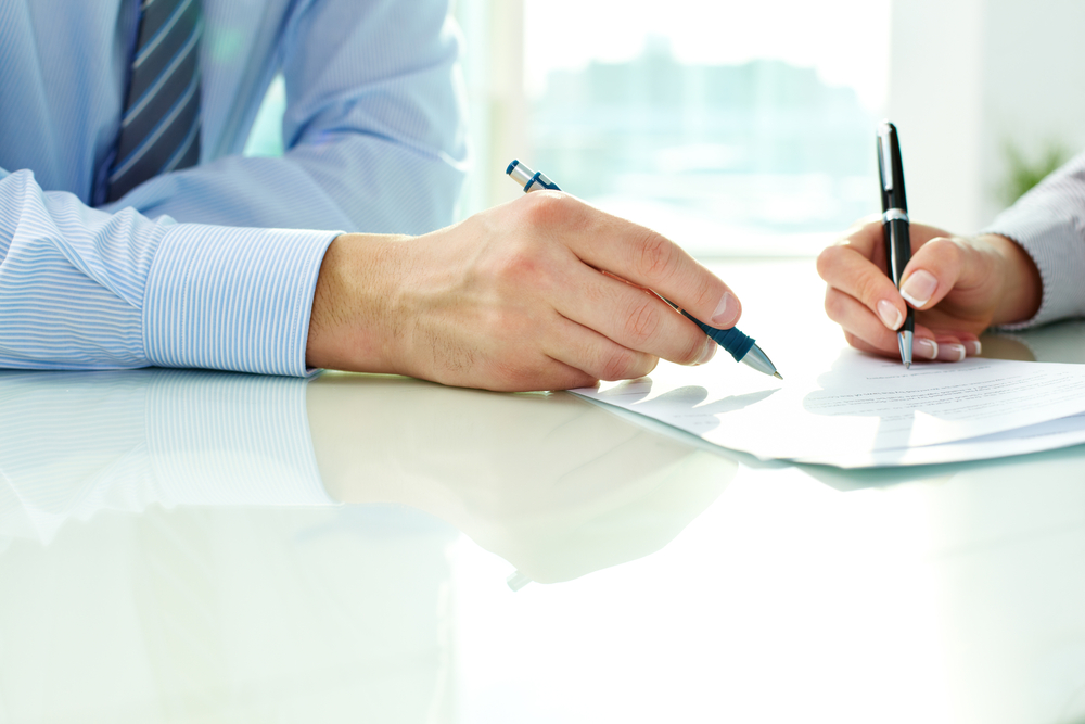 Our Attorneys will help you in drafting a confidential Contract.