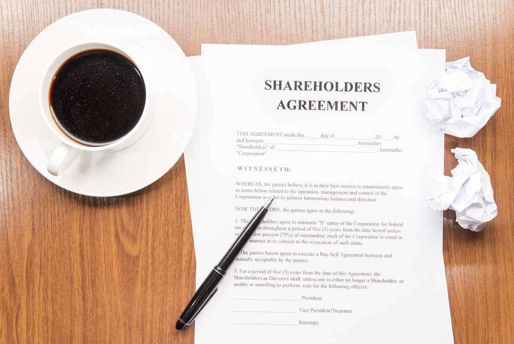 Business Disputes And Disputes Between Partners, Shareholders And LLCs